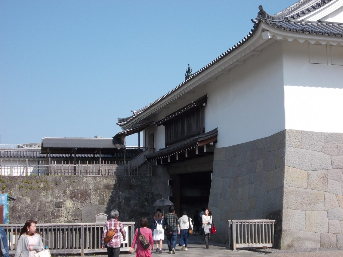 Shizuoka –Sumpu Schloss