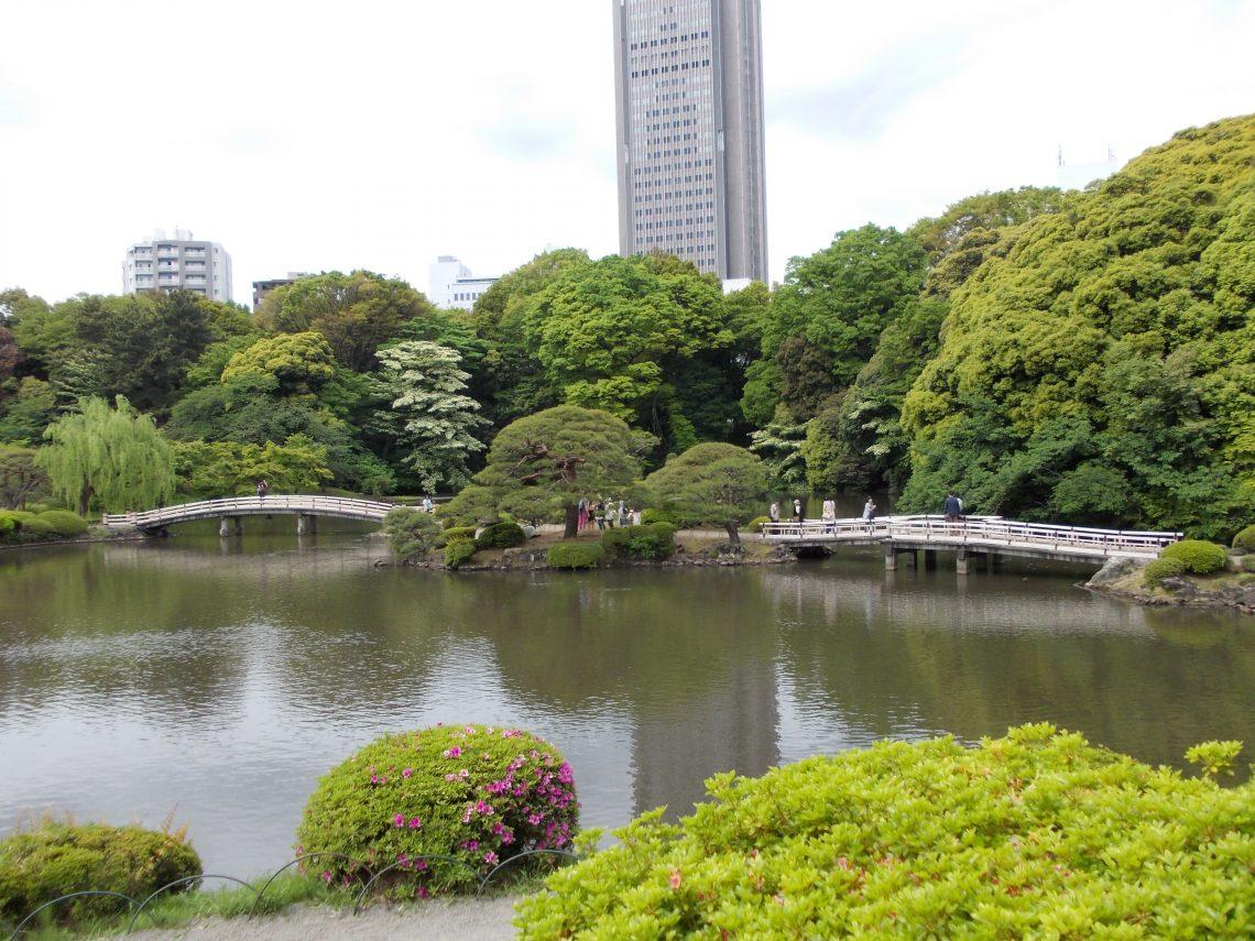 Tokyo – National Garden Shinjuku