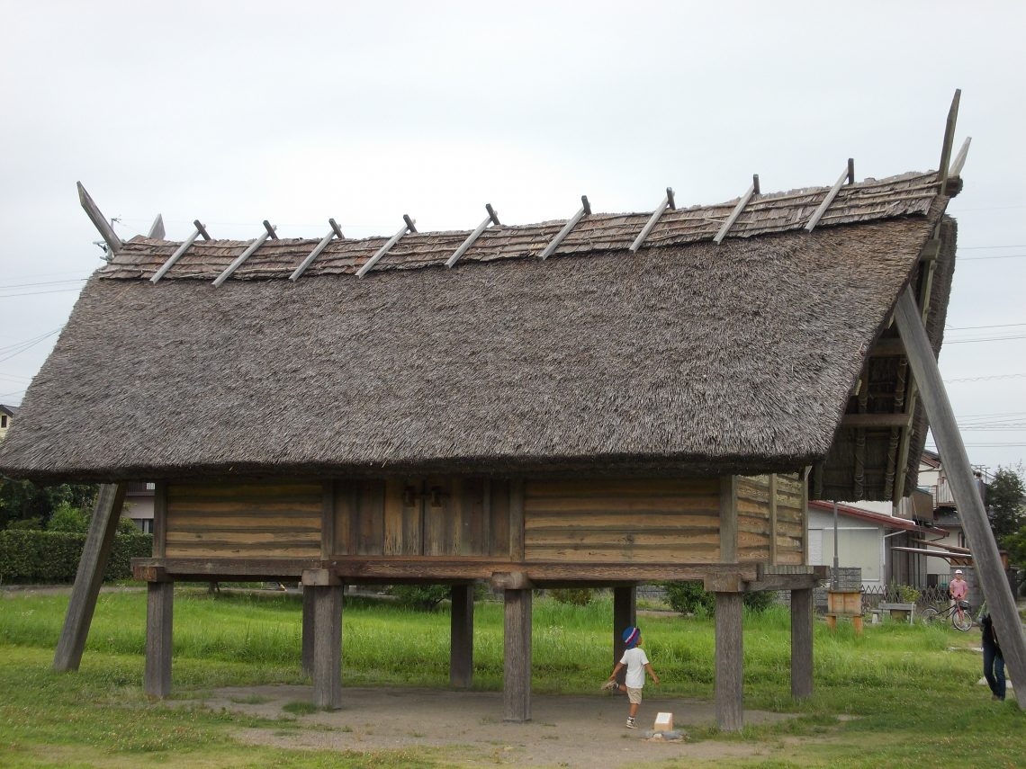 Shizuoka – Ausgrabungsstätte Toro