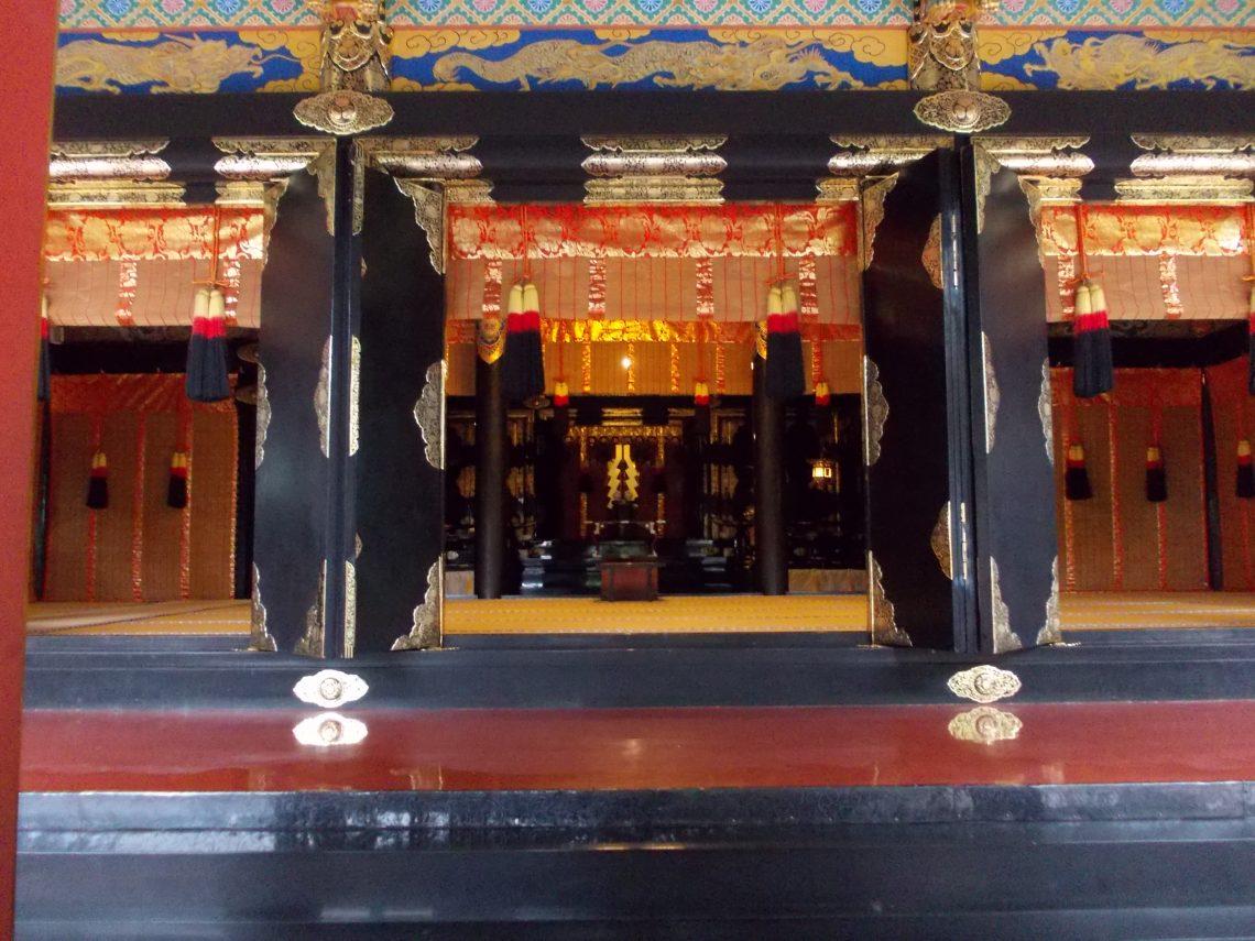 Shizuoka – Kunōzan Tōshō-gū