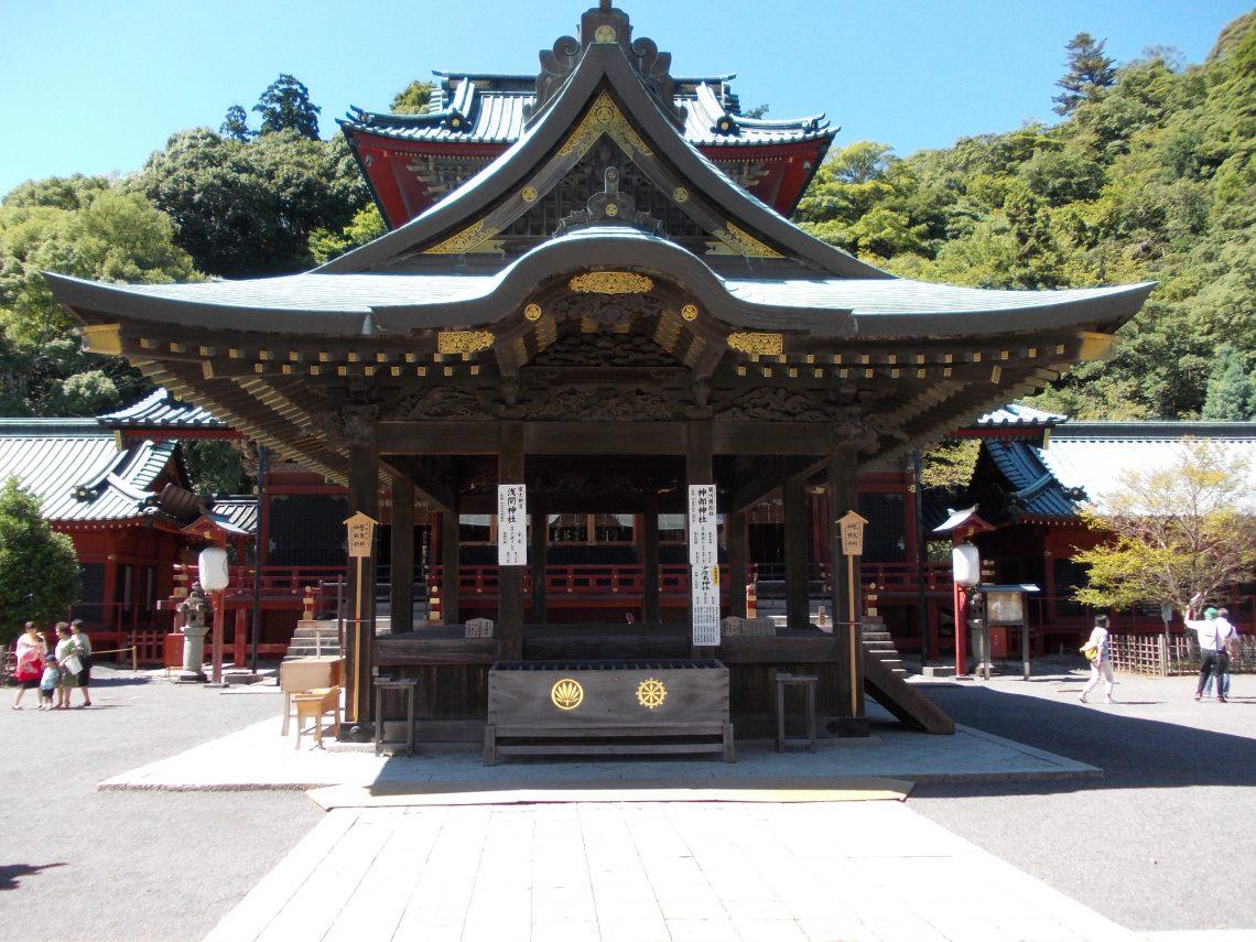Shizuoka -Shizuoka Sengen Shrine