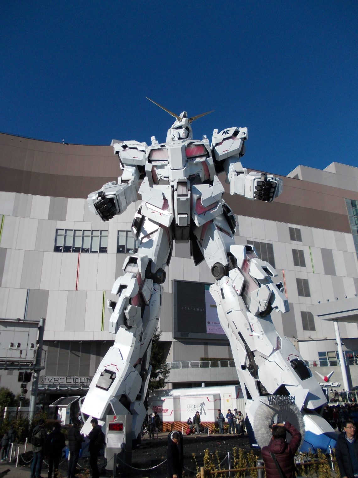 Tokyo – Odaiba