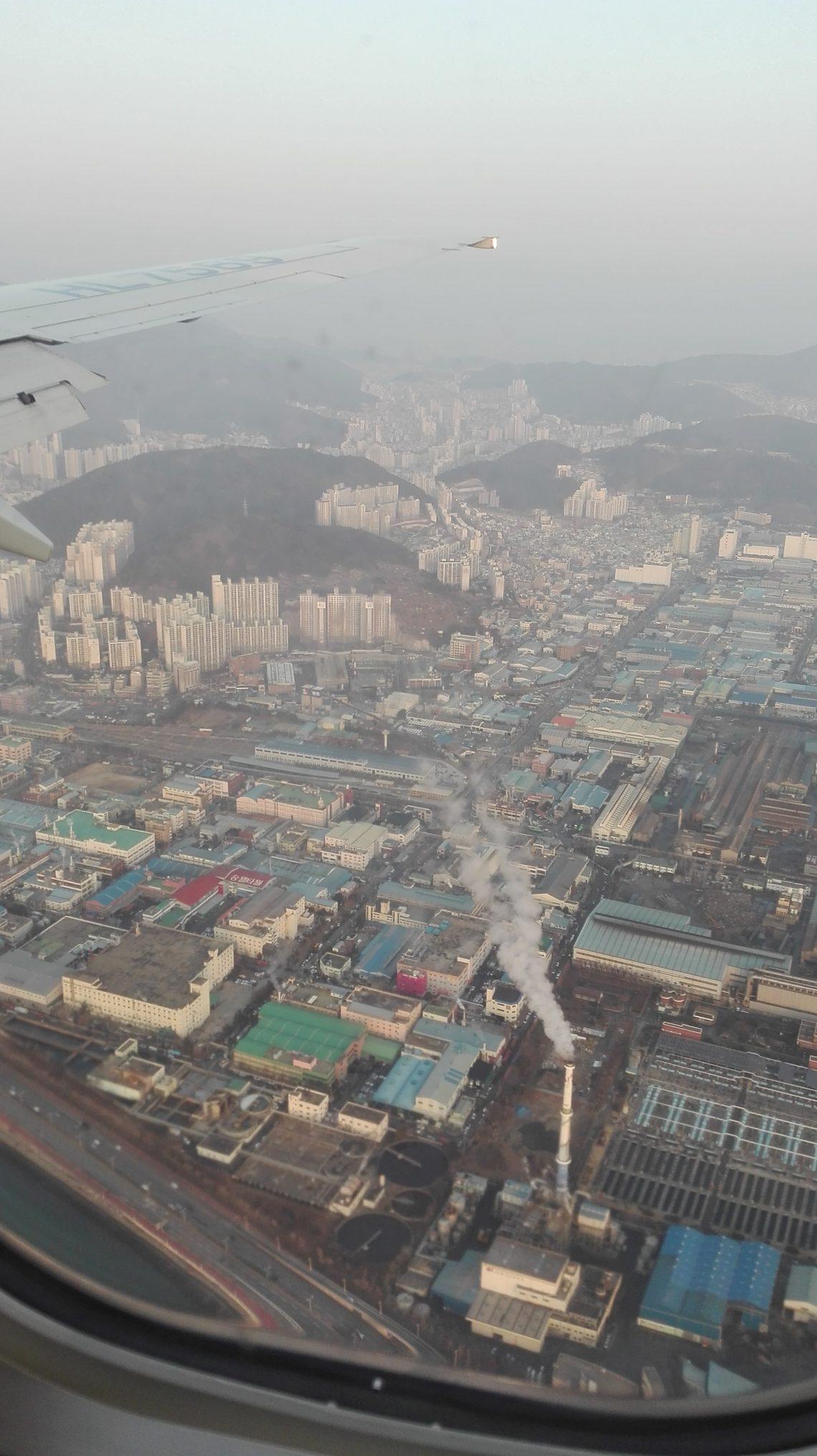 (South-)Korea – Daegu