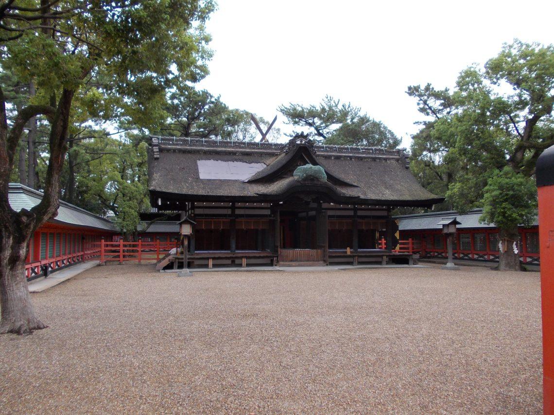 Osaka – Sumiyoshi Taisha
