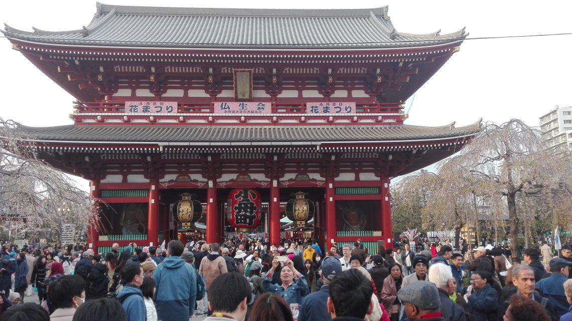 Tokyo – Akihabara, Asakusa Schrein, Sensō-ji und der Kaiserliche Garten