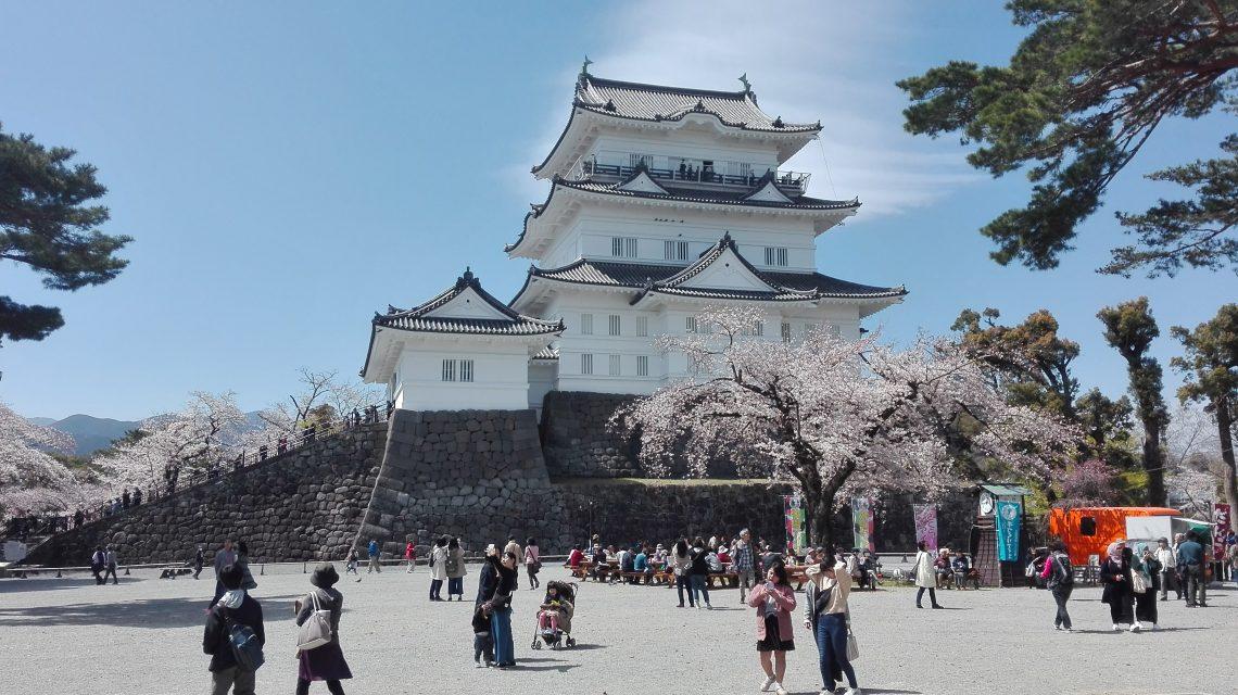 Kanagawa – Burg Odawara