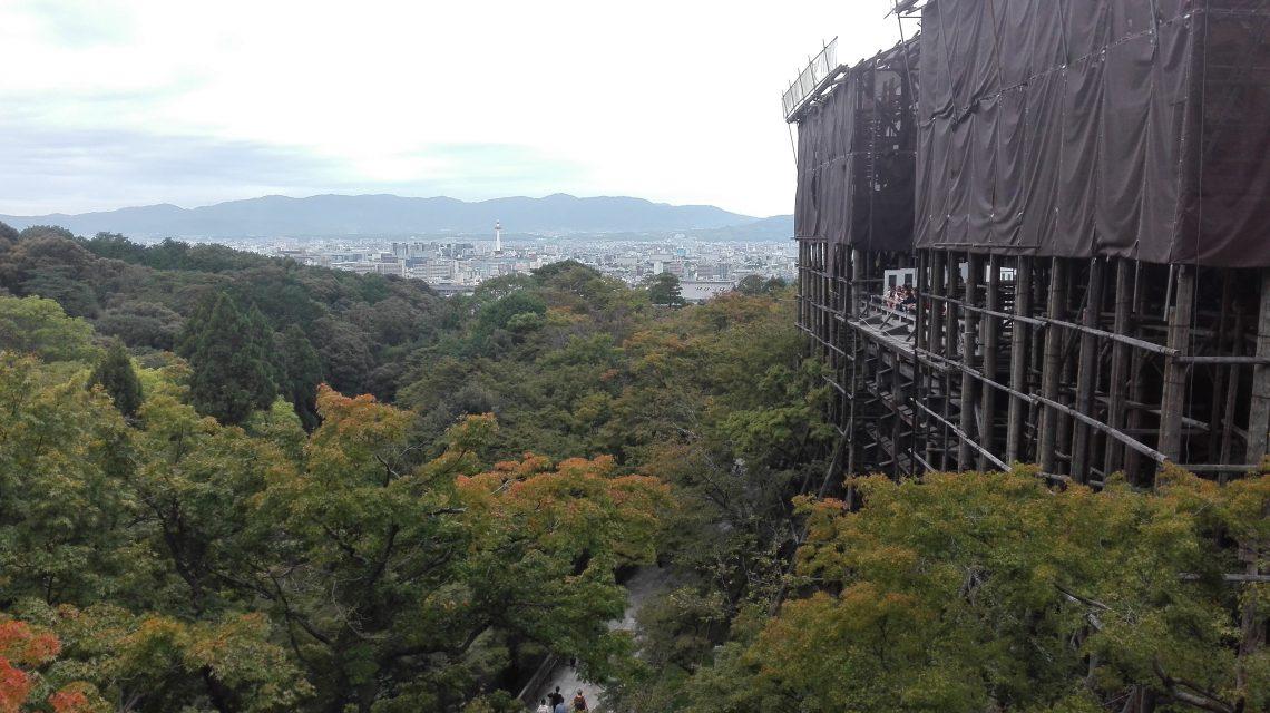 Kyōto – Kiyomizu Tempel