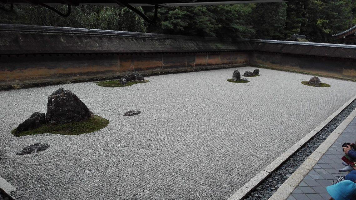 Kyōto – Ryoanji Tempel