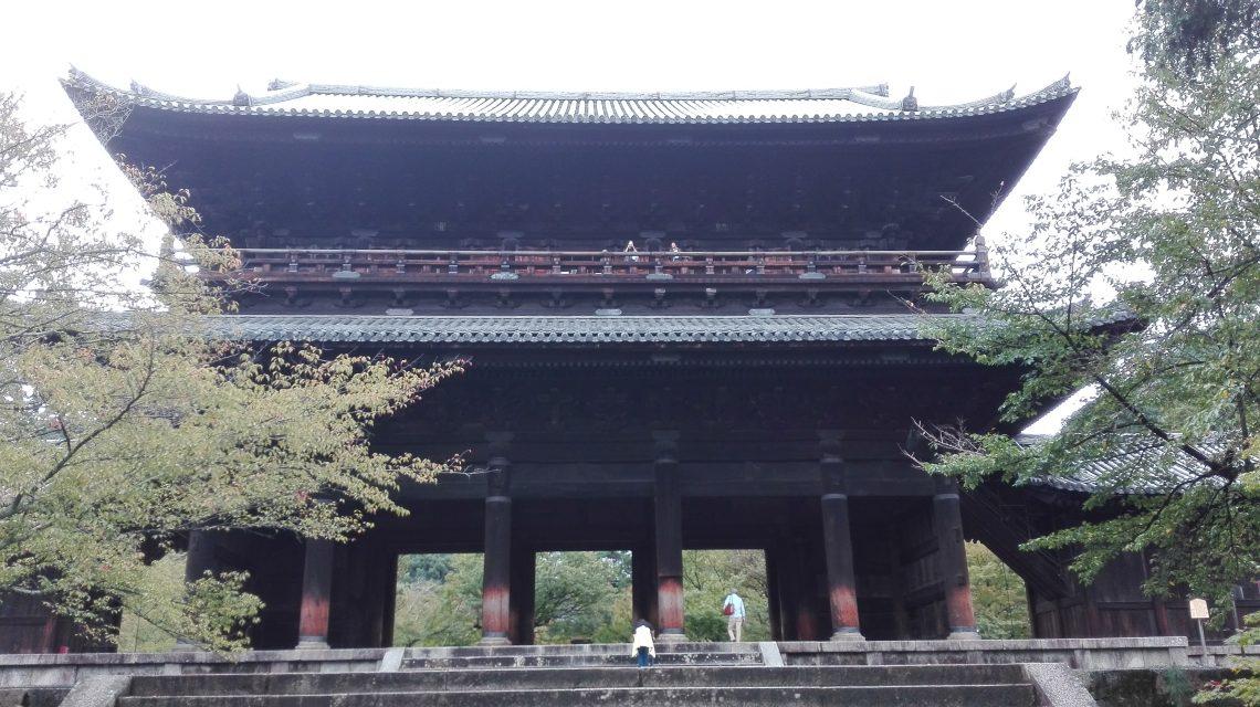 Kyōto – Nanzen-ji