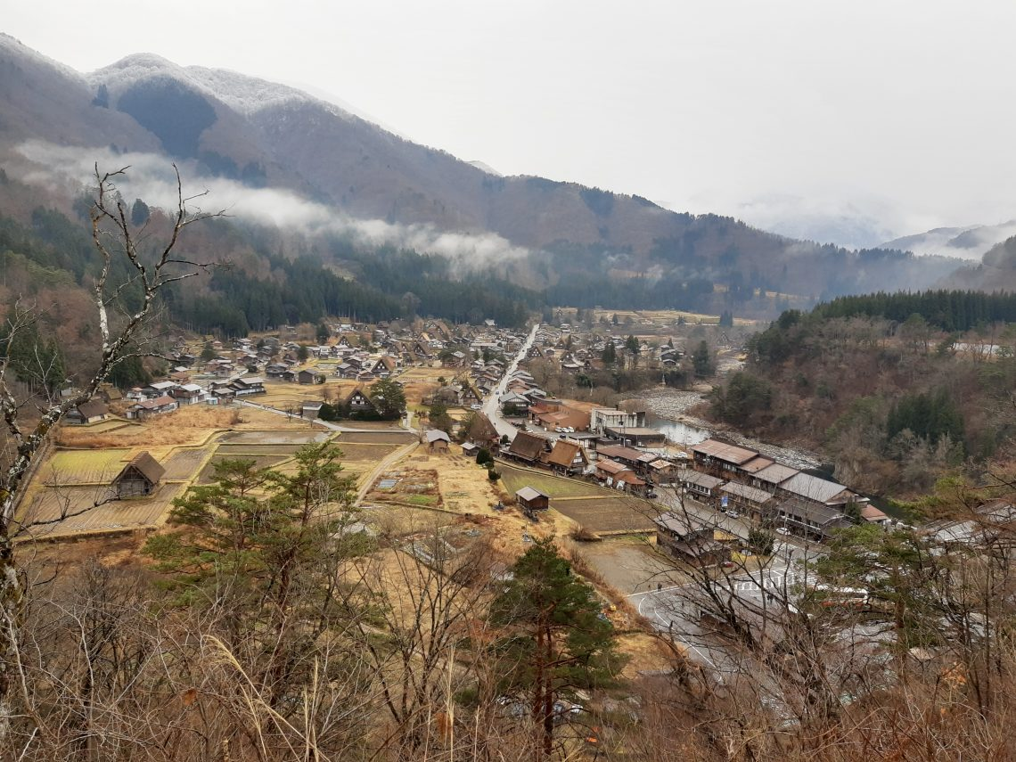 Gifu – Takayama and the village Shirakawa-gō